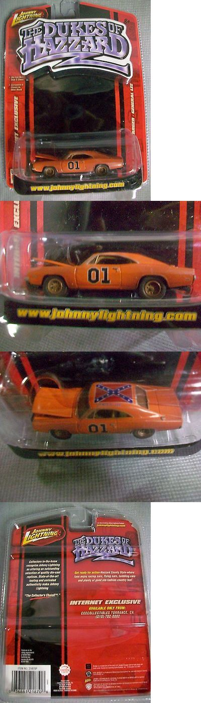 Dukes of Hazzard 20908: The Dukes Of Hazzard Johnny Lightning 1969 Dodge Charger Dirty General Lee -> BUY IT NOW ONLY: $76 on eBay!