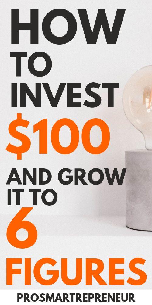 Der einfachste Weg, um Ihr Geld und Einkommen zu steigern, ist zu investieren! Geldmanagement und …   – financial planning