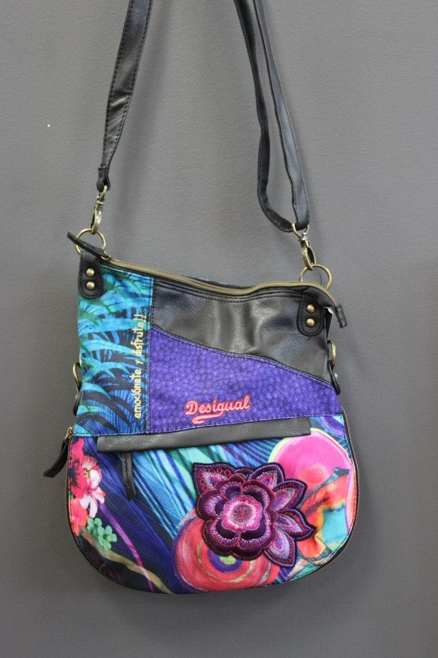 Desigual Handbag YOU CAN GET IT AT SHHHHH IN PRINCE GEORGE!!!