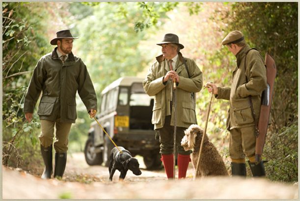 10 Awesome british country style clothing