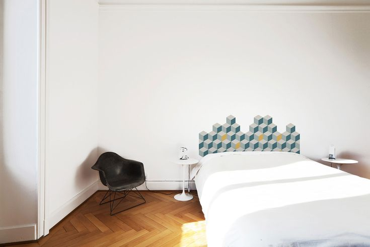 Scandinavian Wall-Art Headboards | mpgmb