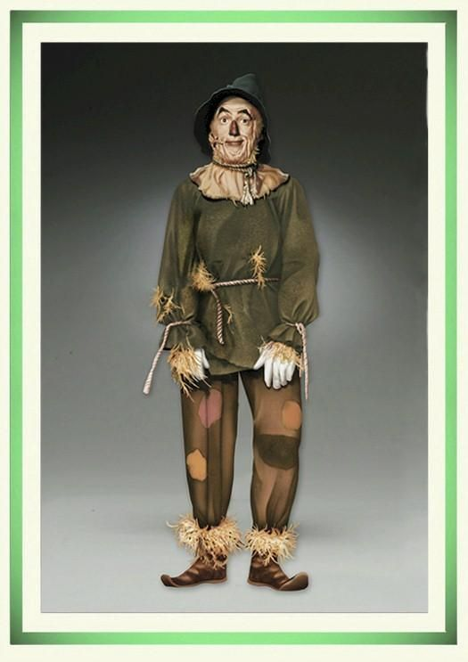 """We are pleased to announce the addition of """"Scarecrow™"""" to our exciting series based on the classic 1939 motion picture masterpiece The Wizard of Oz™"""