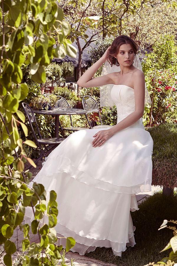 abiti da sposa 2017 claraluna 52376 | Sposalicious
