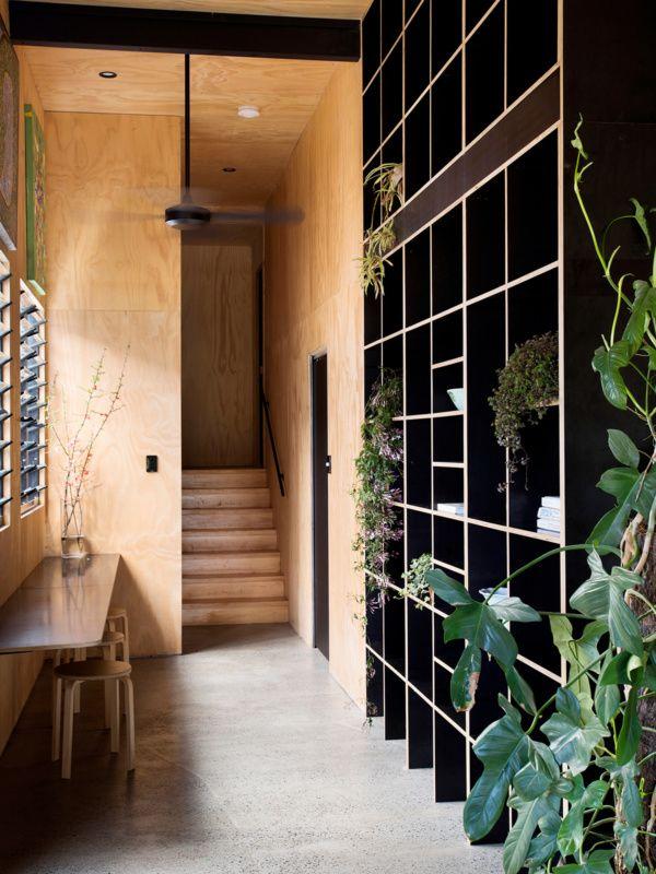 houten wand- en plafondbekleding