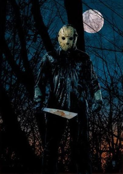 Jason Voorhees ..
