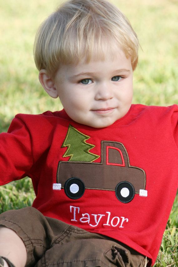 Toddler Christmas Shirt  Toddler Christmas by sweettulipsboutique