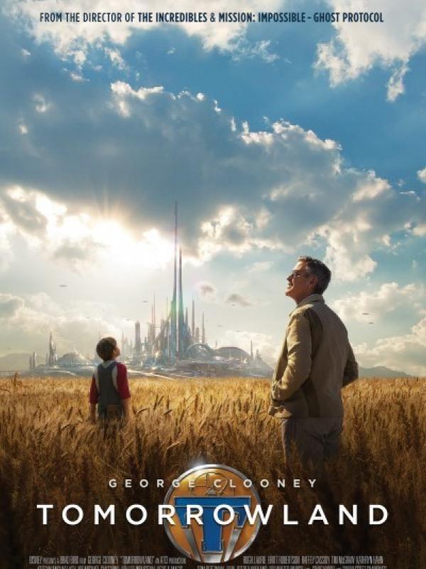 Harapan Masa Depan 'Tommorowland' #useemovie #movies #films