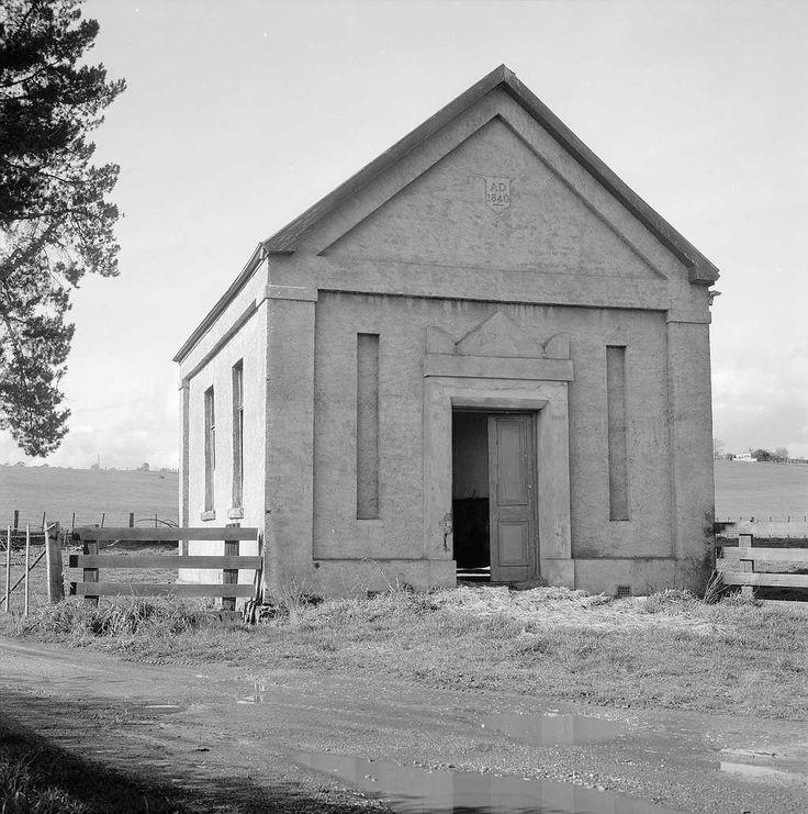 Nile chapel, Deddington, Northern Tasmania.
