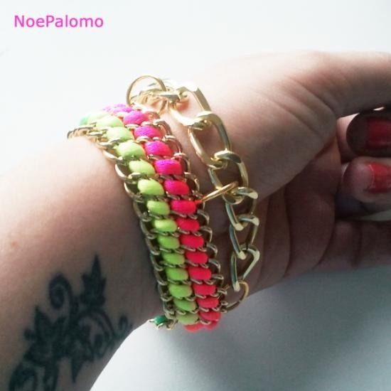 Pulsera mango tropical