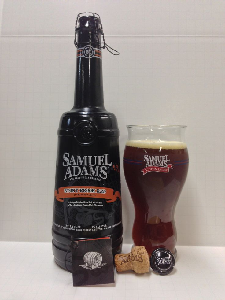 Samuel Adams Stony Brook Red Stony BrookSamuel