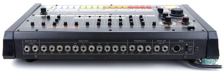 Roland TR-808 Rhythm Composer | Vintage Synth Explorer