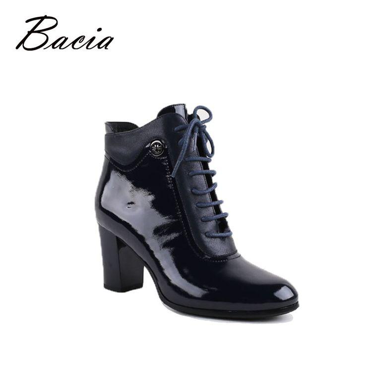 Cheaper price 2016 Autumn round Buffalo Platform boots glitter black synthetics