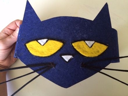 Pete the Cat Headband                                                                                                                                                                                 More