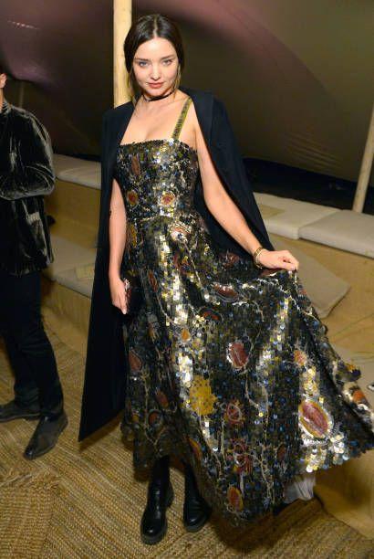 Miranda kerr style dress 2018 images