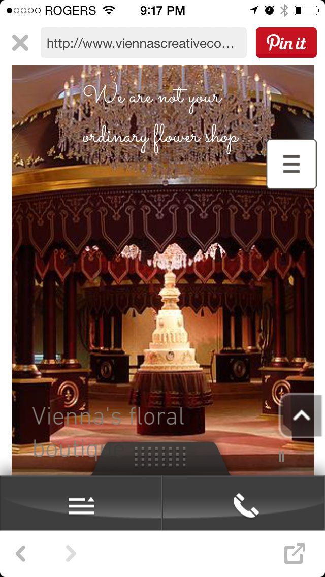 Vienna's wedding