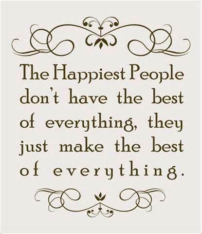 happiest people inspiration