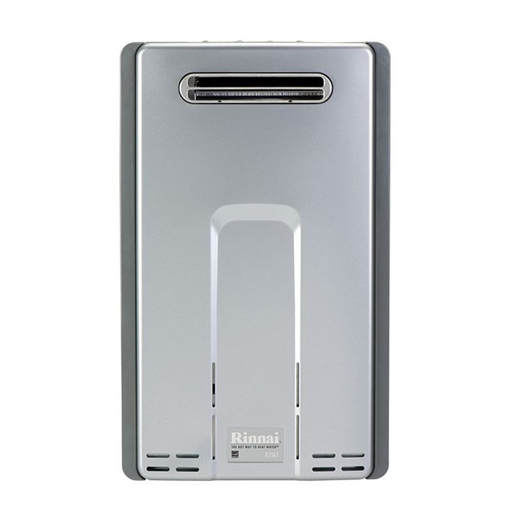 Rinnai V75EN 7.5 GPM Outdoor Low NOx Tankless Natural Gas Water Heater - - Amazon.com