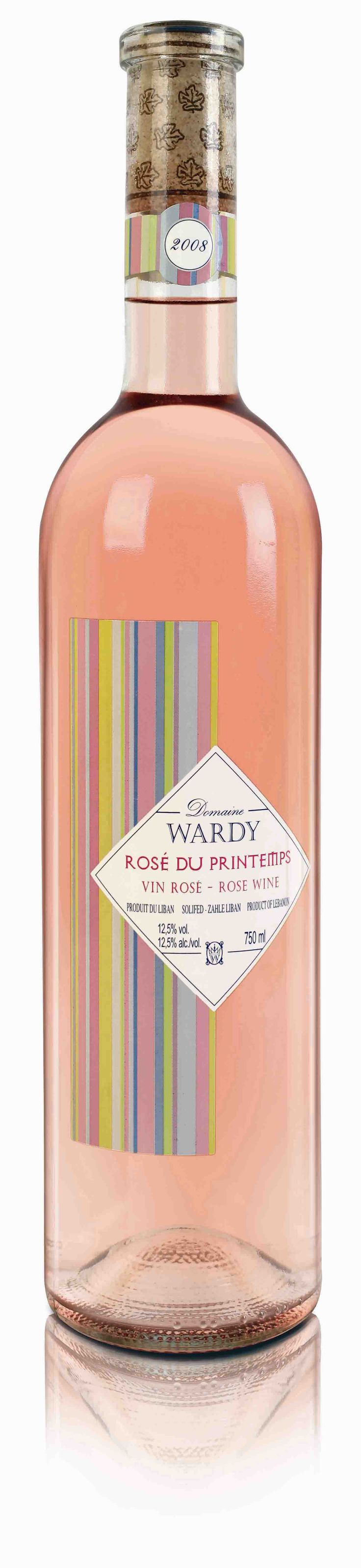 Made from Syrah and Cabernet Sauvignon, Rosé du Printemps is a refreshingly deliciously fruity rosé with attractive berry flavours. Best served chilled (8-10 C). Try with beef, pasta and cheese.