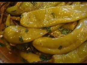 Цицак - Острый соленый перец, закуска. Армянская кухня. Группа в одноклассниках http://ok.ru/group52067376496843
