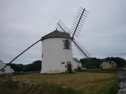moulin de Narbon à Erdeven (Morbihan)FR