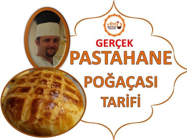 Gerçek PASTANE POĞAÇASI TARİFİ-Şef Ahmet TOPAL (DETAYLI SESLİ ANLATIM)