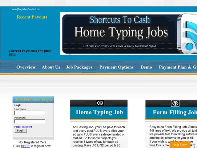 How many different types of typing websites are there?
