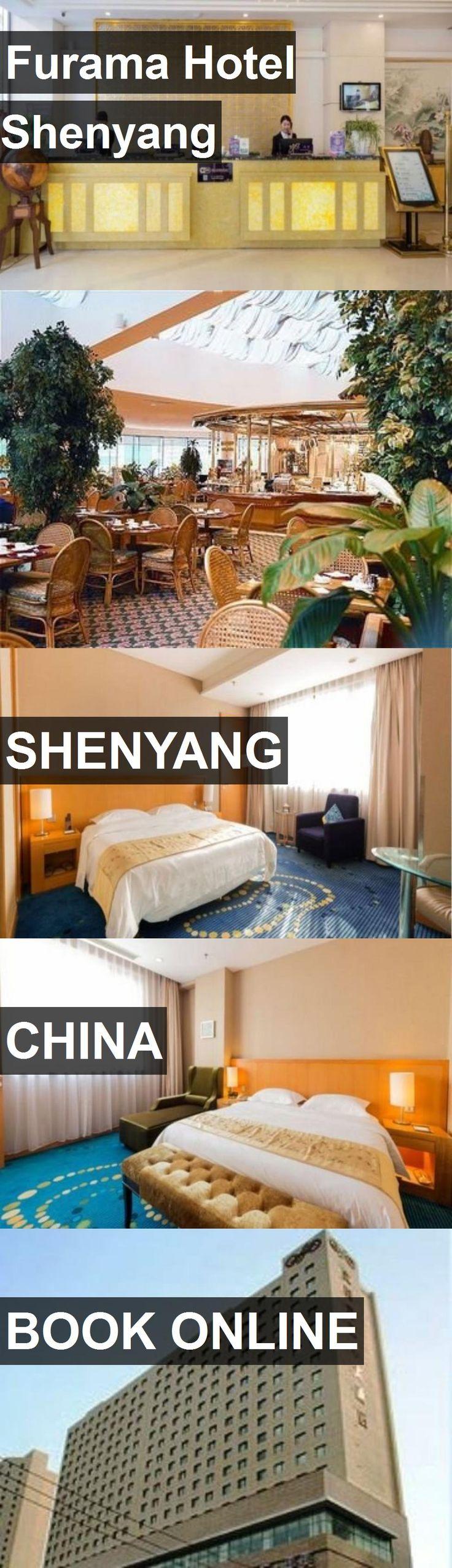 Hotel Furama Hotel Shenyang in Shenyang, China. For more information, photos, reviews and best prices please follow the link. #China #Shenyang #FuramaHotelShenyang #hotel #travel #vacation