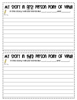 5th Grade point of view worksheets 5th grade : 17 Best images about Reading: Point of View on Pinterest ...