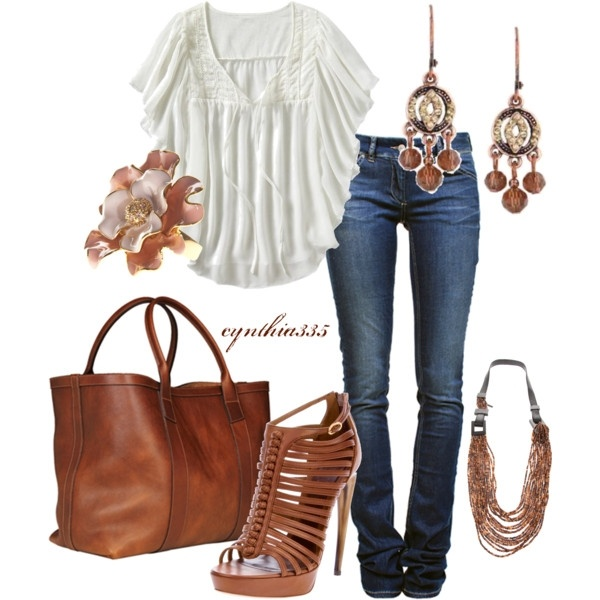 love!: Shoes, Date Night, Cowgirl Boots, Jeans Outfits, Shirts, Cute Outfits, Fall Outfits, Lace Batwing, Heels