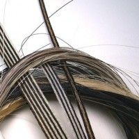 narrow stripe 9mm 6mm 3mm Original ribbon styles created by Nanna Salmi.