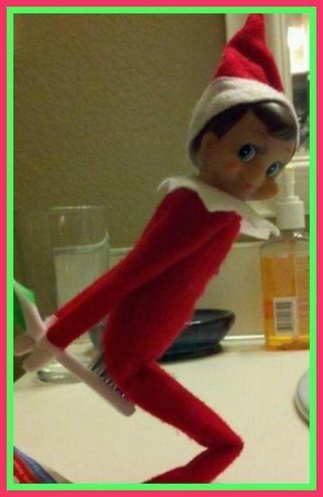 Best 25  Naughty elf ideas on Pinterest | Elf ideas, Elf on the ...