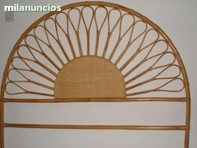 M s de 25 ideas incre bles sobre cabecero de bamb en - Cabecero de bambu ...