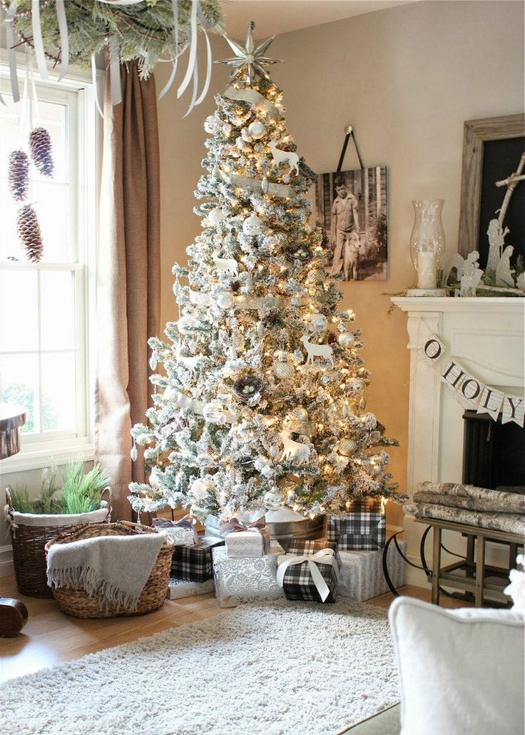 Christmas Tree Decorating Ideas You Will Love  http://homeinspirationideas.net/