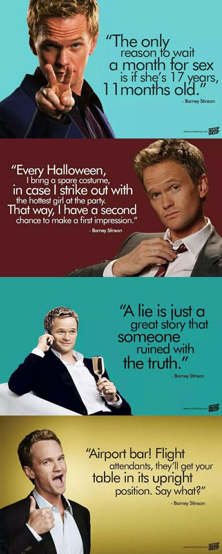 Barney in a Nutshell #himym