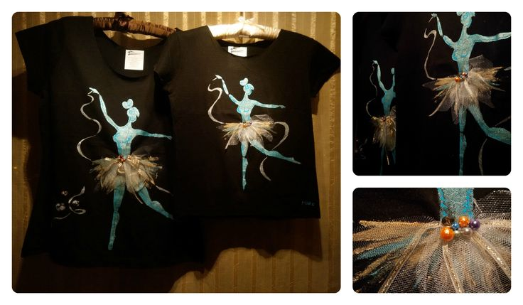 set mama fiica pictat cu culori speciale pt textile, se spala normal la 30 de grade-110 ron www.odaiacupicturi.ro