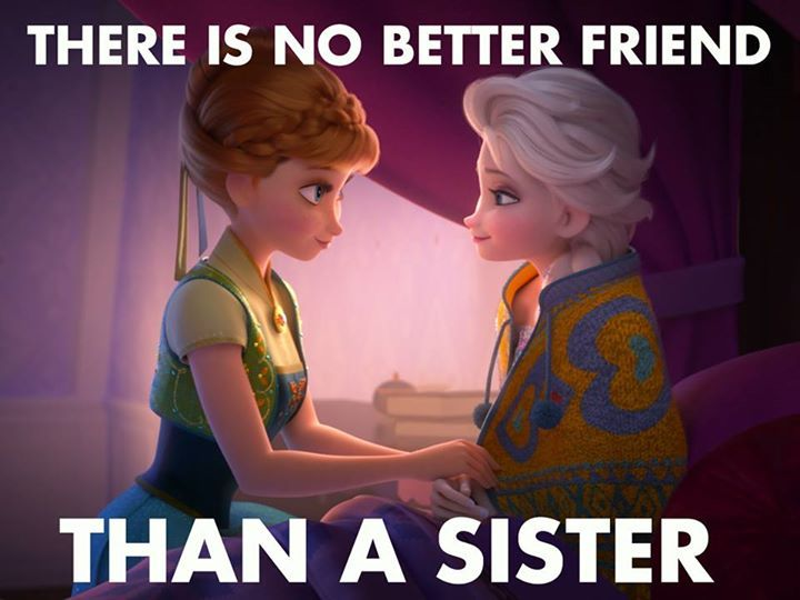 Happy Sisters Day and Happy Friendship Day.