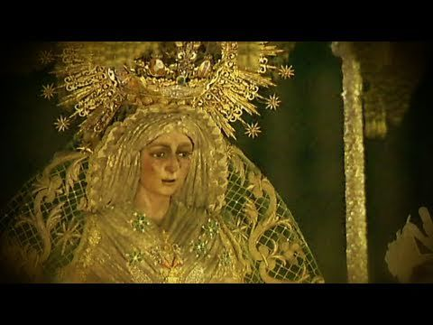 en GiraldaTV, pasa la Virgen Macarena | Semana Santa de Sevilla