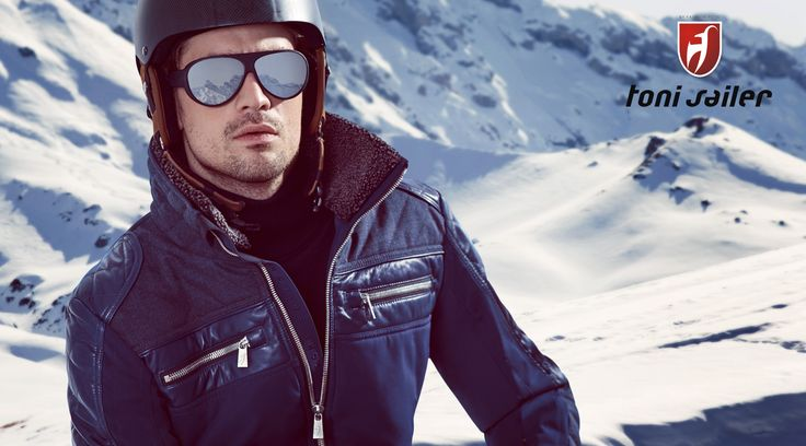 "The limited ""Ryan"" men's ski jacket in biker style features high-quality 4-way premium stretch material, inserts made of water-repellent genuine leather and functional wool, both featuring Z-liner laminate and provided with 20,000 mm hydrostatic head and 20,000 gr./m²/24-hour breathability."