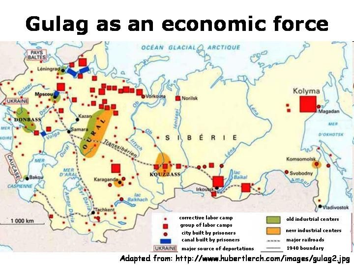 gulag labor camps in stalin era history essay This is still a dark era in the history of the gulag, as of other aspects of soviet life, although the murk is slowly clearing in regard to, say, the post-war famine.