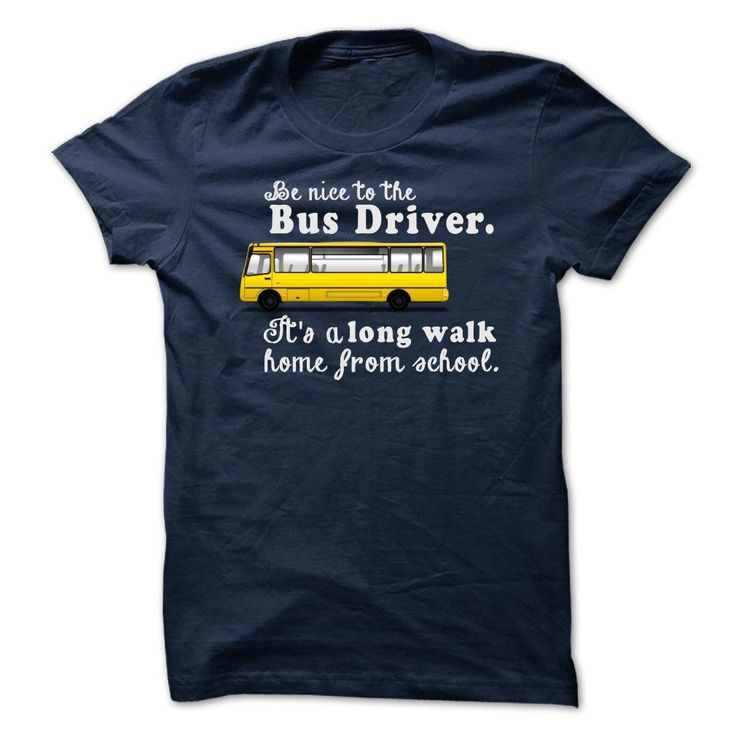 50 best Bus driver t-shirts images on Pinterest | School buses ...