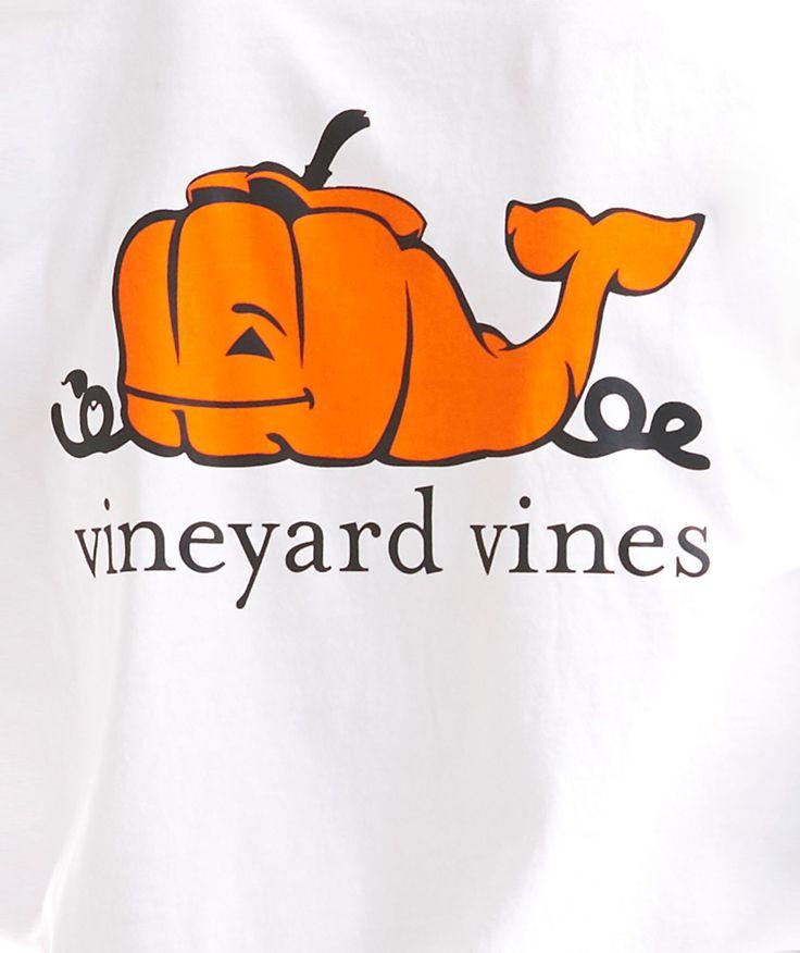 Long Sleeve Pumpkin Whale Pocket Tee Vinyard Vines