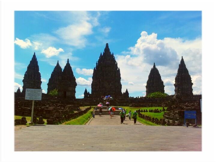 Prambanan Temple #Jogjakarta #Indonesia