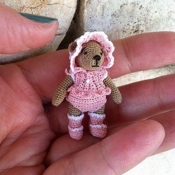 Amigurumi Free Pattern Blog : Galer?a: Miniaturas a Crochet CTejidas [Crochet y Dos ...