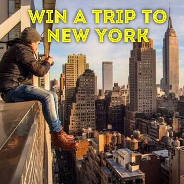 """✈️ Collaboration with Hotels.com now you can win a trip to New York! This one of the most amazing Urban lifestyle and street scene of photography I know! . Have you always wanted to travel to New York with a friend? . Now you have the opportunity! Win a trip to New York with us and Hotels.com! . Join our contest for the opportunity to win a vacation for two to New York City, including airline tickets and 4-night stay at the 4-star YOTEL New York at Times Square! . All you have to do is sign…"