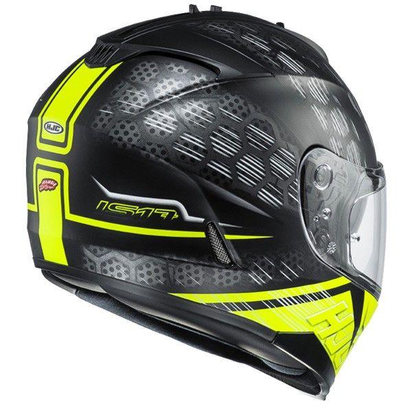 Caschi da moto Integrali HJC Helmets IS 17 ENVER MC-4HSF