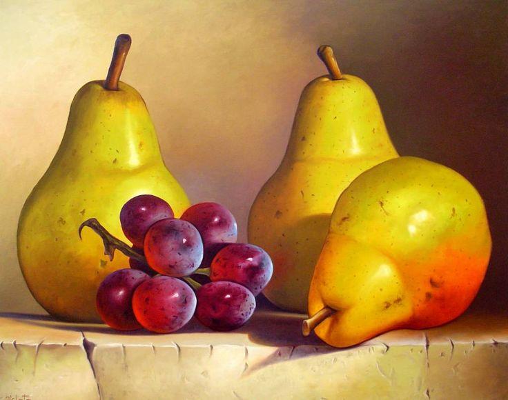 bodegones al oleo - Buscar con Google | Frutas ( bodegones ...