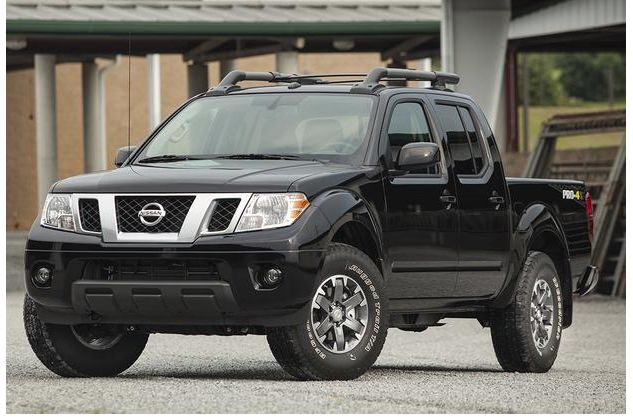2018 Nissan Frontier Pro 4x Concept And Review