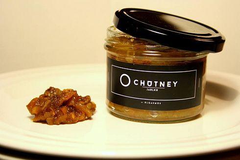 Jablečné chutney s karamelizovanou cibulkou, 200 g