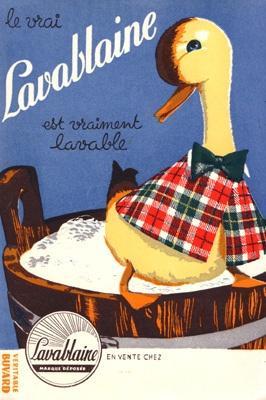 Lavablaine Buvard c. 1950