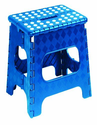 Folding Step Stool 15 Inch With Anti Step Stools